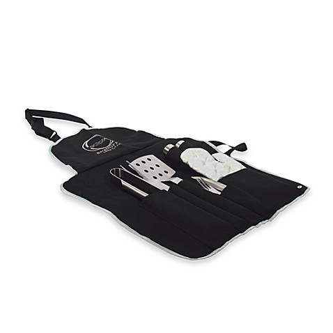 BergHOFF® Eclipse 9-Piece BBQ Set with Folding Storage Bag