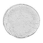 11 ½-Inch Dinner Plates in Crystal (Set of 4)