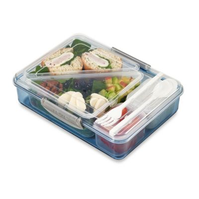 Laptop 7-Piece Bistro Box in Blue
