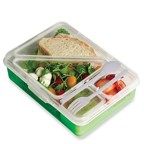 Laptop 7-Piece Bistro Box in Green