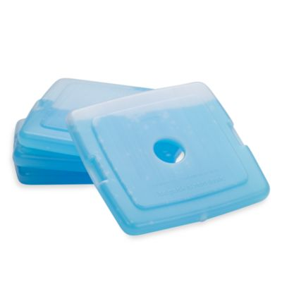 Fit & Fresh® Cool Coolers Ice Packs (Set of 4)