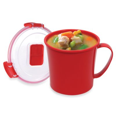 KLIP IT™ Microwaveable 22 oz. Mug
