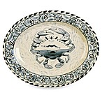 Blue Crab Bay Co.® 15-Inch Oval Platter