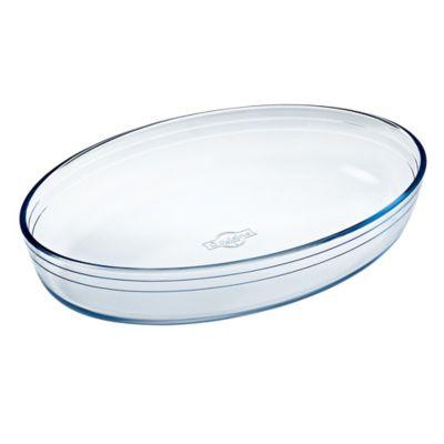 Luminarc® Borosilicate 15.4-Inch x 10.6-Inch Oval Roaster
