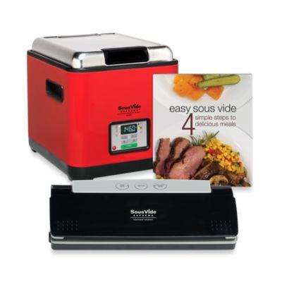 SousVide Supreme™ Demi 9-Liter Water Oven Starter Kit