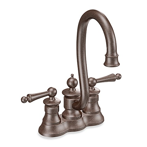 Moen Waterhill Oil-Rubbed Bronze Bar/Prep Faucet