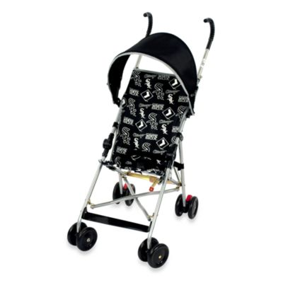 White Umbrella Stroller