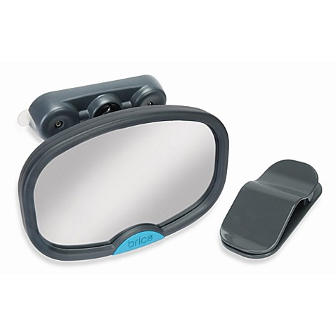 Brica® Deluxe Stay-in-Place™ Mirror
