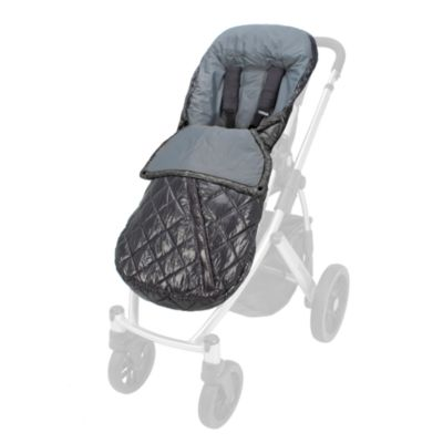 UPPAbaby® BabyGanoosh Footmuff in Jake Black