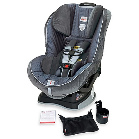 Britax Pavilion 70-G3 XE Convertible Car Seat in BluePrint