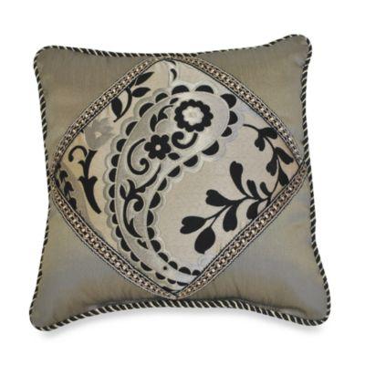 Austin Horn Classics Savona 18-Inch Square Pillow