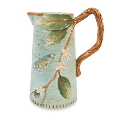 Fitz & Floyd Toulouse 80-Ounce Pitcher