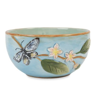 Fitz & Floyd Toulouse Blue 5-Inch Small Bowl