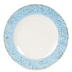 Fitz and Floyd® Toulouse 11-Inch Dinner Plate in Blue