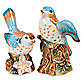 Fitz and Floyd® Toulouse 4.25-Inch Bird Salt & Pepper Shakers in Multi