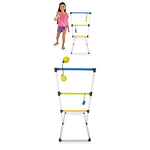 Black Series Ladder Ball Outdoor Game
