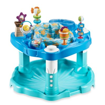Activity > ExerSaucer® by Evenflo® Bounce & Learn™ Beach Baby