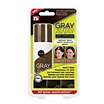 Grey Away Root Concealer in Black to Medium Brown
