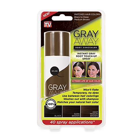 Gray Away Spray Bed Bath And Beyond