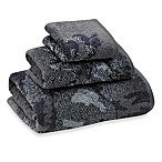 Kenneth Cole Reaction® Home Etched Floral Towel Collection