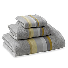 Kenneth Cole Reaction® Home Swirl Towel Collection