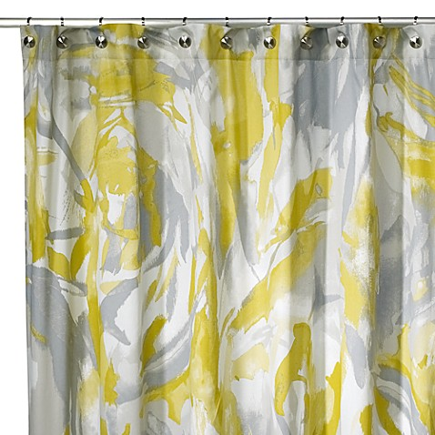 Kenneth Cole Reaction® Home Swirl Shower Curtain