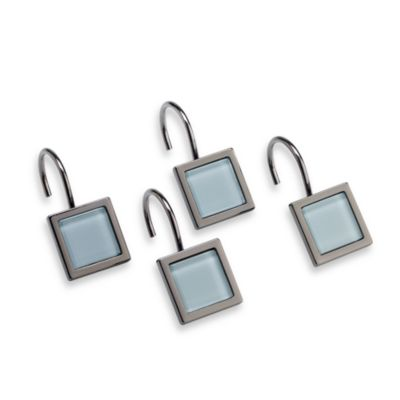 Kenneth Cole Reaction® Home Tribeca MIneral Shower Hooks