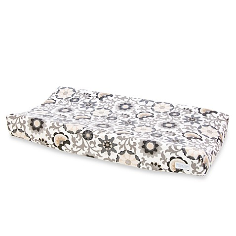 Glenna Jean Greyson Floral Changing Pad Cover