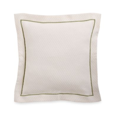 The Palm Square Toss Pillow