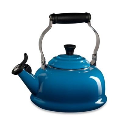 Le Creuset® Classic Whistling 1 3/4-Quart Tea Kettle in Marseilles