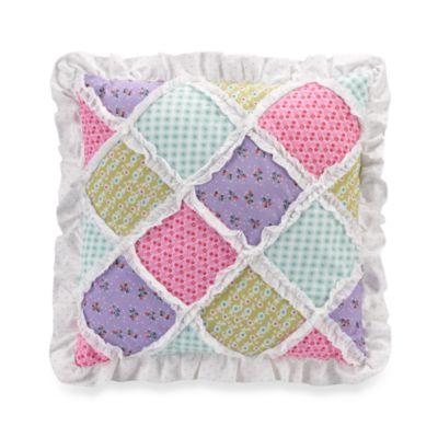 Fanny Square Toss Pillow
