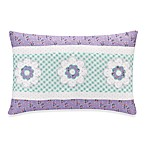 Fanny Oblong Toss Pillow