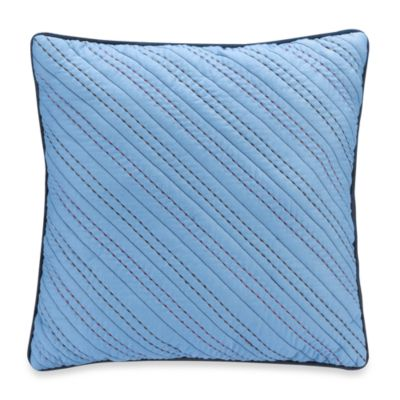 James Square Toss Pillow