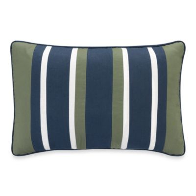 James Oblong Toss Pillow