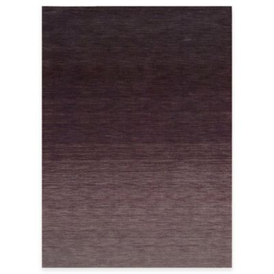 Kenneth Cole Reaction® Home 7-Foot 6-Inch x 9-Foot6-Inch Area Rug in Gradient Berry