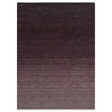 Kenneth Cole Reaction Home Area Rug in Gradient Berry