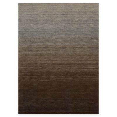 Kenneth Cole Reaction® Home 1-Foot 10-Inch x 6-Foot Runner in Gradient Smoke