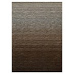 Kenneth Cole Reaction Home Area Rug in Gradient Smoke