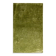 Kenneth Cole Reaction Home Lash 2-Foot 3-Inch x 3-Foot 9-Inch Accent Rug in Citron