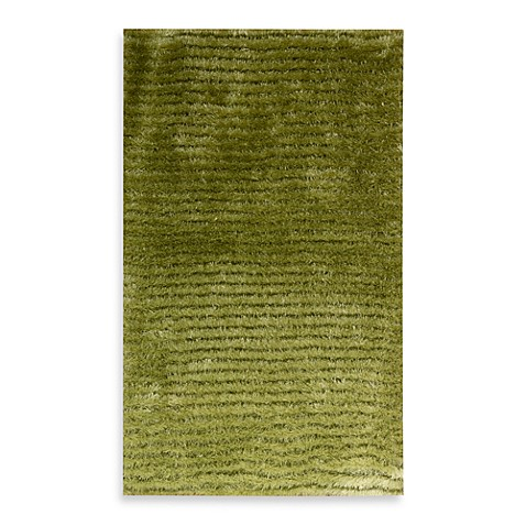 Kenneth Cole Reaction Home Lash Accent Rug in Citron