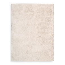 Kenneth Cole Reaction Home Shag Area Rug in White