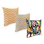 Jordan Roselle 16-Inch Square Outdoor Toss Pillow Collection