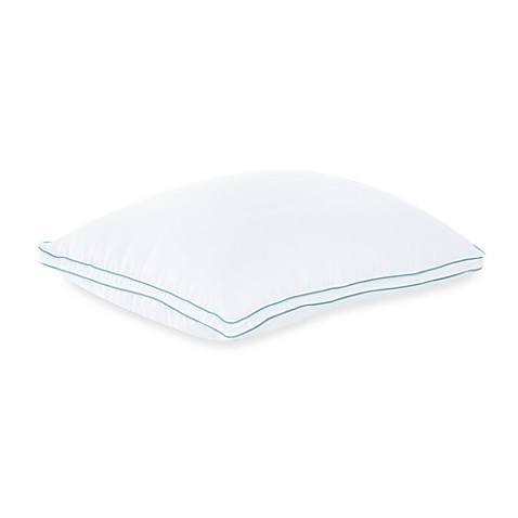 Brookstone® BioSense Memory Foam Classic King Pillow with Better Than Down® Cover