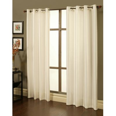 Buy Sound Asleep 60 Inch X 105 Inch Blackout Window Curtain Liner Pair From Bed Bath Beyond