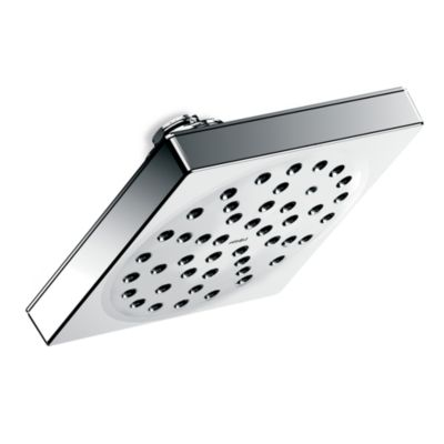 Moen Waterhill 90 Degree Eco-Performance Rainshower Showerhead in 6-Inch Chrome