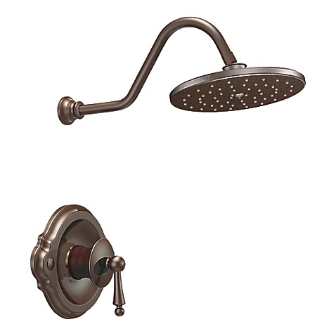 Moen® Waterhill Posi-Temp® Shower Only Trim in Oil Rubbed Bronze