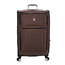 DELSEY Helium Breeze 4.0 29-Inch Upright Spinner in Brown
