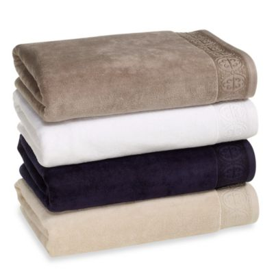 Elizabeth Arden™ Signature Washcloth in Taupe