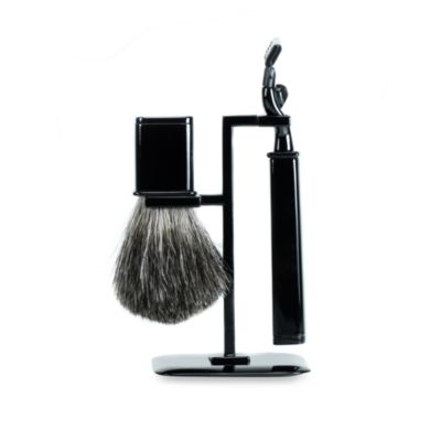 Axwell USA Shaving Set RBS Series in Black