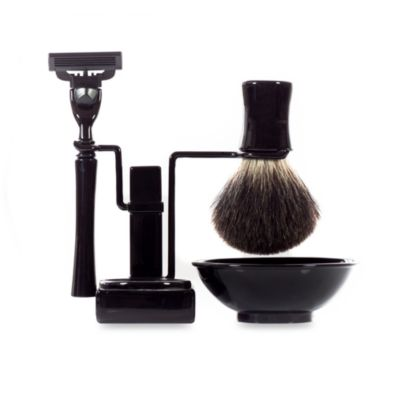 Axwell USA Shaving Set RBSB Series in Black
